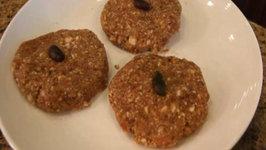 Jon Ham and Melissa Henig Create Raw Cookies