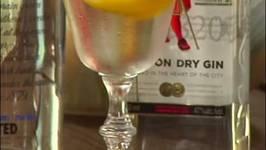 Lessons in Vodka- The Vesper Cocktail