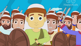 Episode-48-Victory With Three Hundred Men- Bible Stories for Kids