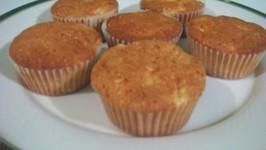 Homemade Mixed Fruit Muffins