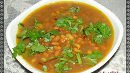 Lal Lobiya With Chopped Tomatoes
