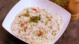 How to Make Yoghurt Rice - Curd Rice