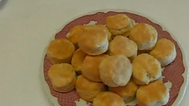 Delicious Light And Airy Cream Cheese Biscuits