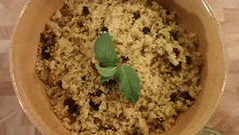 Simply Curried Couscous