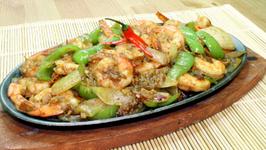 Filipino Spicy Gambas