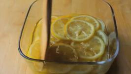 Thomas Keller's Cured Preserved Lemons