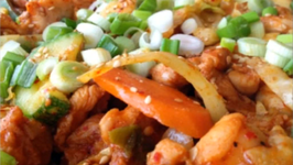 How to Make Korean Chicken DakGalbi