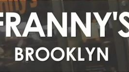 Hungry in Brooklyn- Franny's Restaurant