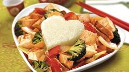 Tofu & Vegetable Stir-Fried