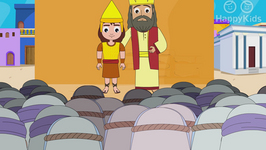 Episode-65-Saul Becomes Jealous Of David- Bible Stories for Kids