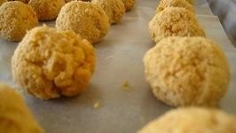 Gluten And Dairy Free Cheesecake Balls