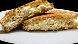 Cheese 'N' Tuna Salad Sandwiches