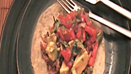 Shredded Pork Tacos with Fresh Avocado Salsa