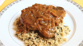 Southern Style Smothered Pork Chops