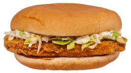 Tangy Kraut Burger