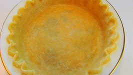 Betty's Corn Oil Pie Crust- Mother's Day