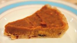 Gluten-Free No Bake Pumpkin Pie
