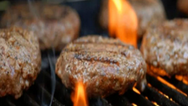 Cook Along Barbeque Beef Burgers
