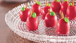 How to Teacher's Perfect Apple Truffles
