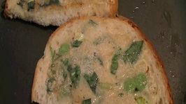 Instant Bread Snack (Sooji Wali Bread)
