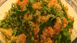Betty's Tomato and Basil Couscous