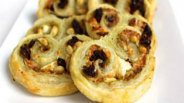 How to Make Palmiers or Savory Elephant Ears