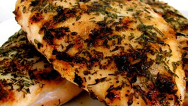 Marinated Chicken with Oregano