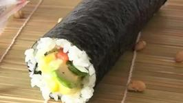Traditional Good Luck Sushi Roll