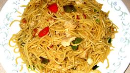 Szechwan Chicken Noodles