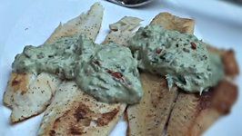 Tasty New Recipe - Creamy Pesto
