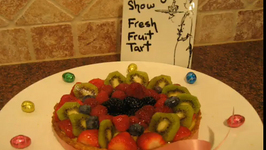 Easter Fresh Fruit Tart