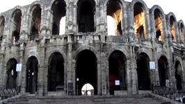 Arles, France 6am Stroll