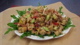 Panzanella or Bread Salad