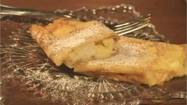 Crepes Filled with Lemon Souffle (part 1) Sweet World 17