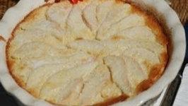 Pear Clafoutis