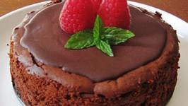 Chocolate Flavor Cheesecake