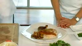 Delicious Roast Guinea Fowl