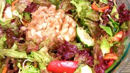 Asian Style Fusion Salad
