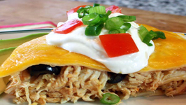 Mexicali Chicken Stack-Ups