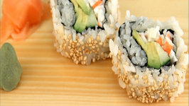 Special California Roll