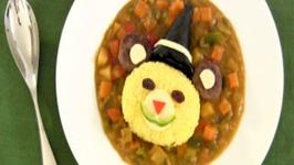Halloween Kids Curry