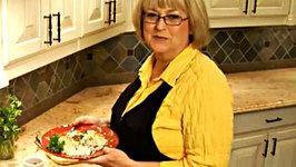 Sarah's Simple Solutions Episode 36 - Tilapia with Cilantro Cream Sauce