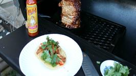 Tacos al Pastor Mexico City Style