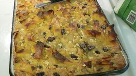 Cheese Noodle Kugel