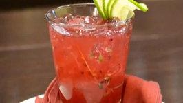 Bar Therapy: Blackberry Thyme Caipirina