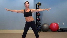 Sneak Preview - Tiny Waist Exercise For New Moms