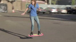 Hoverboard Video May Be Elaborate 'Back to the Future' Marketing