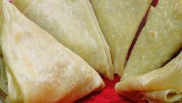 Roomali Roti & Roomali Masala Papad