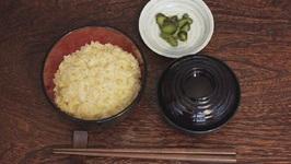 Steamed Rice Gohan
