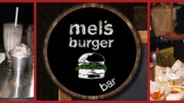 Monica DiNatale at Mel's Burger Bar in NYC